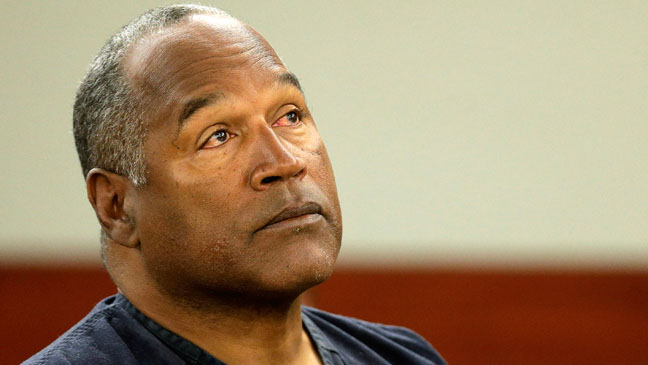 Hopefully, this is the last we see of O.J. Simpson.