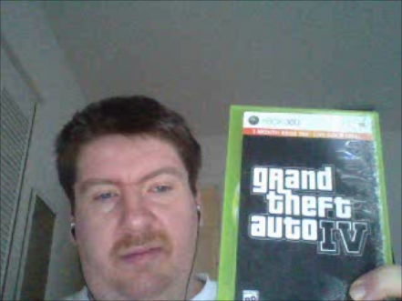 I own a shooting video game.  Does that make me not normal?