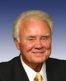 """Congressman C.W. """"Bill"""" Young, 1930-2013."""