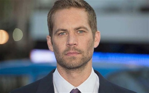 Actor Paul Walker, killed Saturday past in an auto accident.