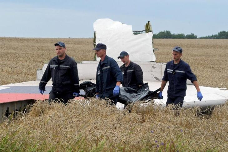 God bless the crew, passengers, and families onboard MH-17 on July 17, 2014. An accident that should not have happened, and the world should be outraged over it.