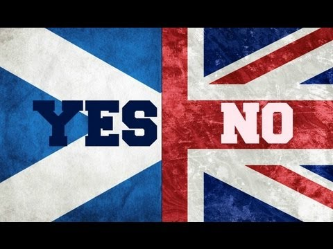 Scotland wants to be its own independent nation...why the heck not?