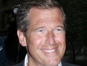 NBC Anchor Brian Williams...