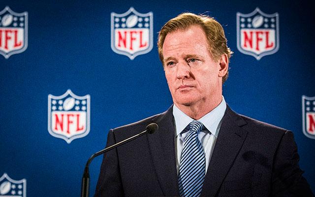 Roger Goodell, NFL commish.